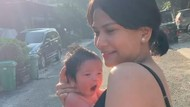 Cerita Vanessa Angel Menjadi Ibu Muda, Bersyukur Tak Baby Blues