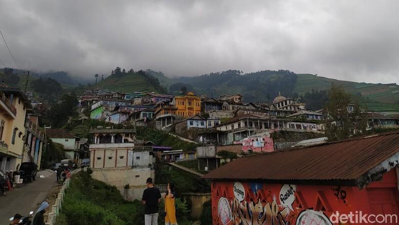 Dusun tertinggi di Magelang, mirip seperti di Nepal