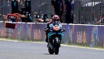 Quartararo Gabung Marquez dan Rossi, Ini 10 Pebalap Termuda yang Juara di MotoGP