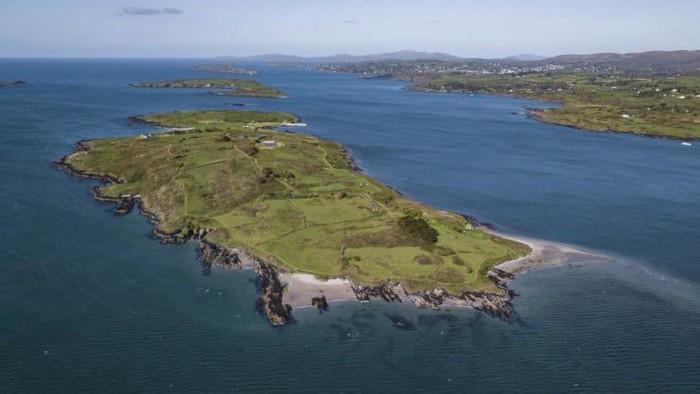 Horse Island (dok CNBC)