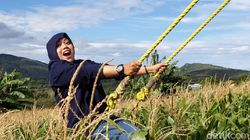 Keren! Jalan Tani di Parepare Disulap Jadi Spot Wisata Instagramable