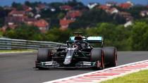 F1 GP Hungaria: Hamilton Memburu Rekor Schumacher
