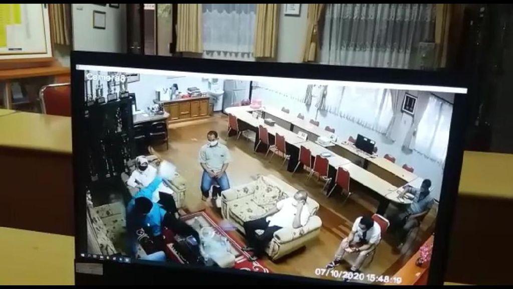 Respons Ombudsman Banten soal Lurah Ngamuk di Sekolah