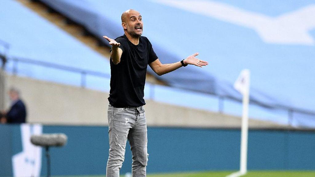 Kental dengan Barcelona, Guardiola Yakin Singkirkan Madrid Nggak?