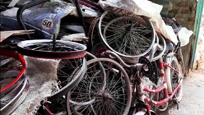 Rongsokan Sepeda