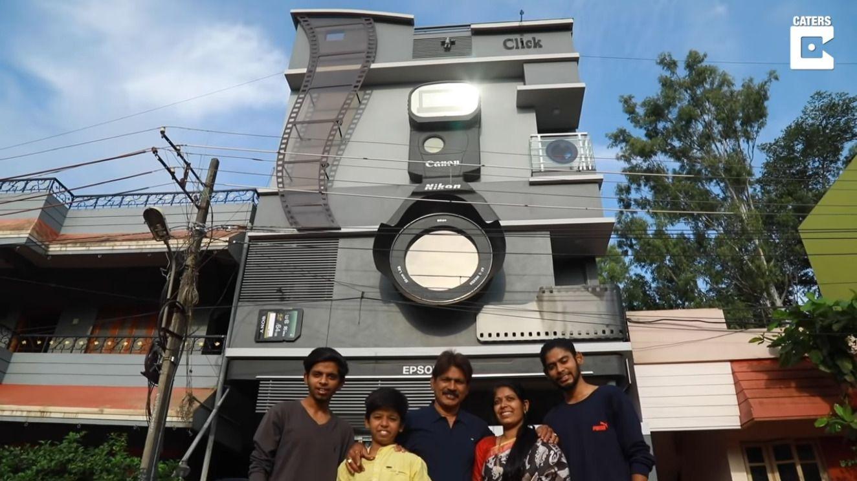 rumah kamera