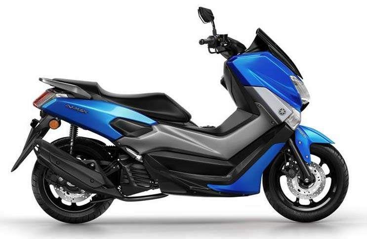 Yamaha Nmax 125 yang dijual di Eropa
