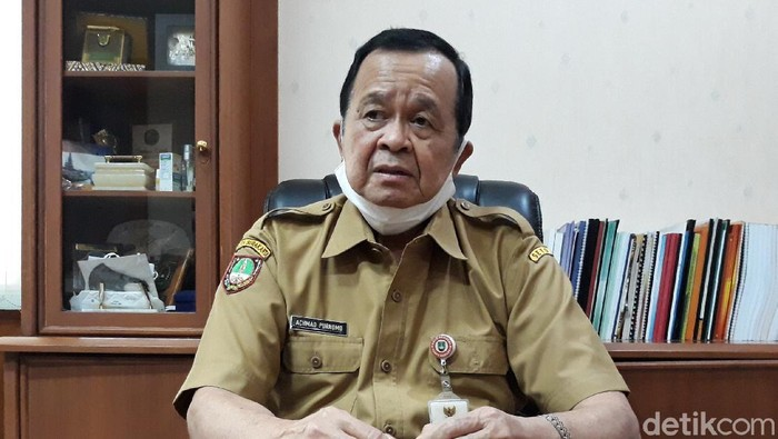 Achmad Purnomo yang saat ini menjabat Wakil Wali Kota Solo, saat ditemui di kantornya, Senin (20/7/2020).