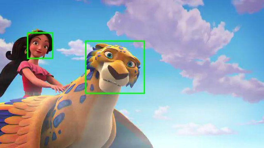 Disney Ciptakan AI Untuk Deteksi Wajah Animasi