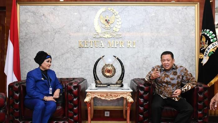 Bambang Soesatyo & Parfi