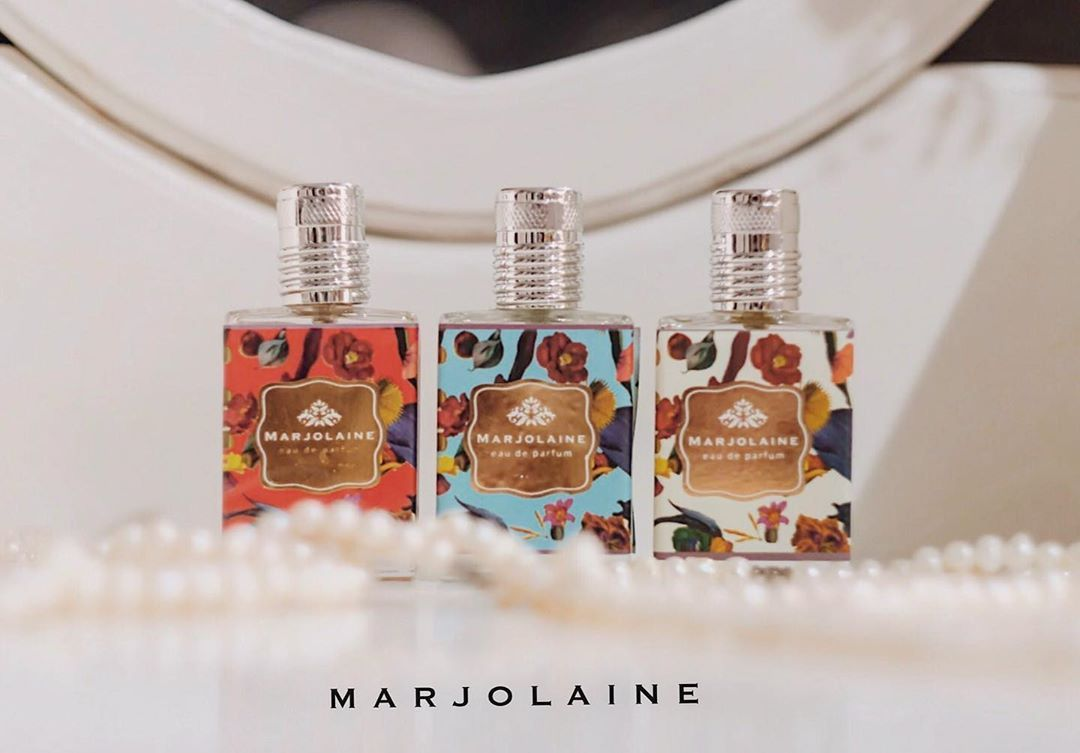 Brand Parfum Lokal