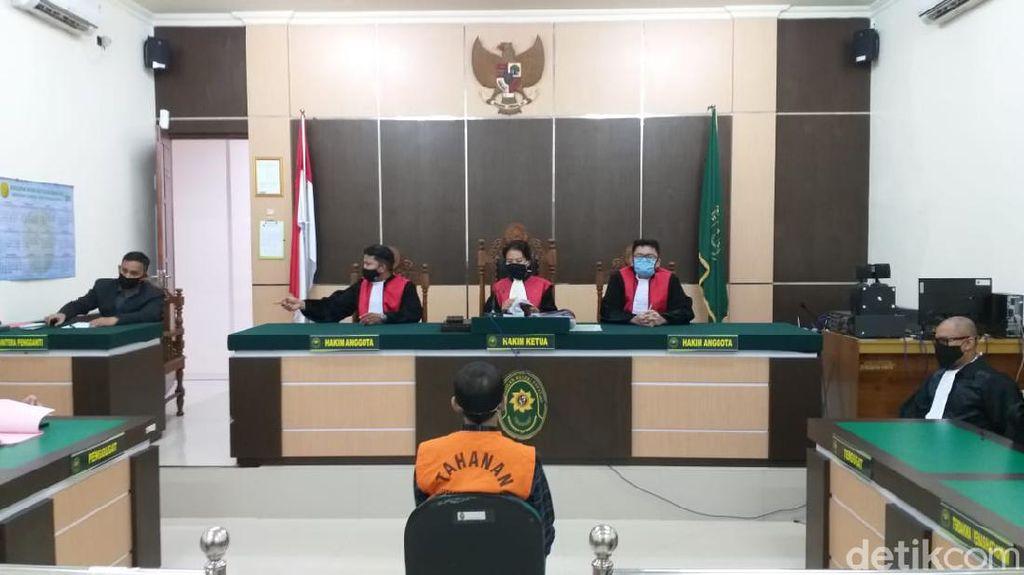 Eks Pemred Banjarhits Dituntut 6 Bulan Penjara karena Berita