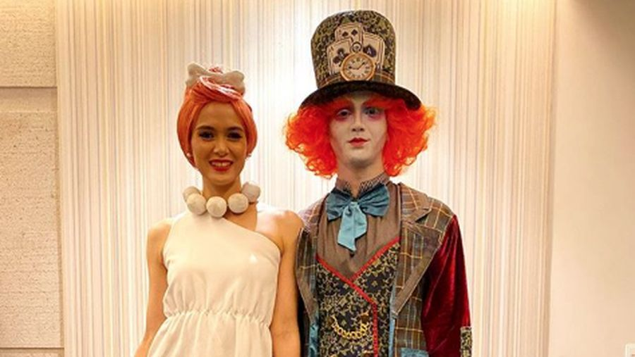Fachri Albar dan Renata Kusmanto