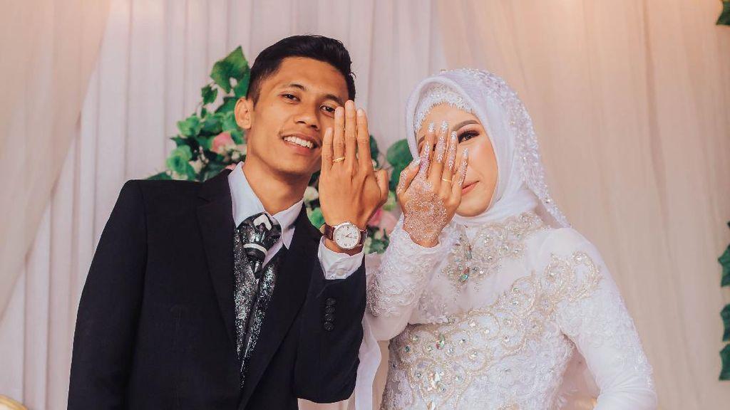 Kata Pasangan yang Viral karena Menikah Sesuai Prediksi Filter Instagram