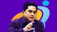 Erick Thohir Bicara Dampak Lahirnya Bank Jago, Apa Katanya?
