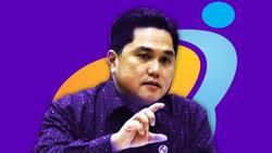 Erick Thohir Bicara Gaji Pegawai BUMN dan PNS yang Tak Dipotong