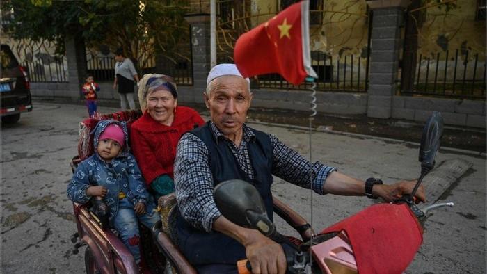 Inggris tuduh China lakukan pelanggaran HAM mengerikan terhadap etnis Uighur