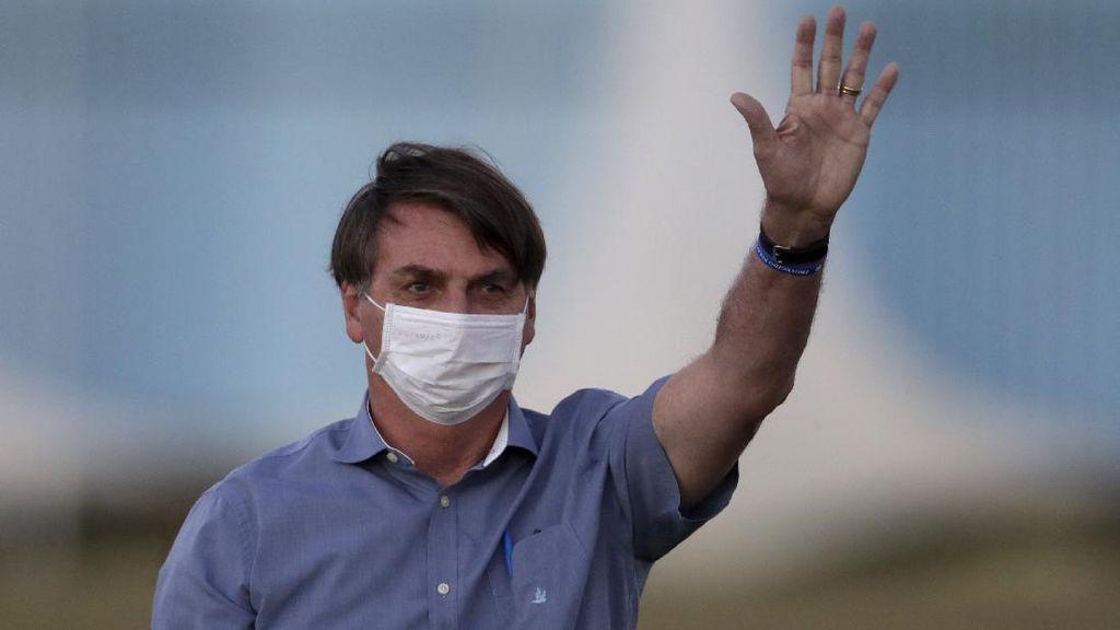 Presiden Brasil Tolak Beli Vaksin COVID-19 dari China