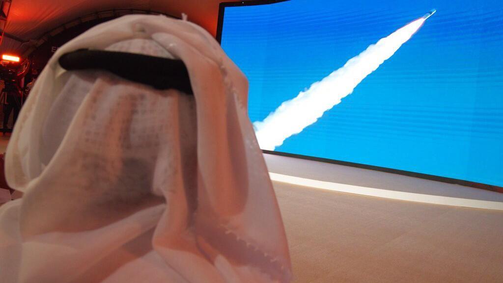 Momen Peluncuran Misi Bersejarah Uni Emirat Arab Menuju Mars
