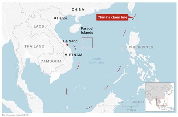 Dinamai oleh pembuat peta dari Portugis abad ke-16, Paracel adalah kumpulan dari 130 pulau karang kecil dan terumbu karang di bagian barat laut Laut Cina Selatan. Kepulauan ini adalah penopang biota laut yang begitu kaya, juga diyakini ada cadangan energi yang besar di sana.