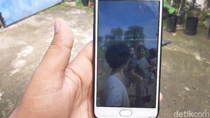 Keributan antar tetangga di Palembang