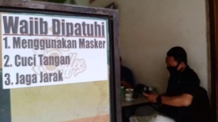 Kota Ambon terapkan PSBB Transisi (Foto: Muslimin Abbas/detikcom)