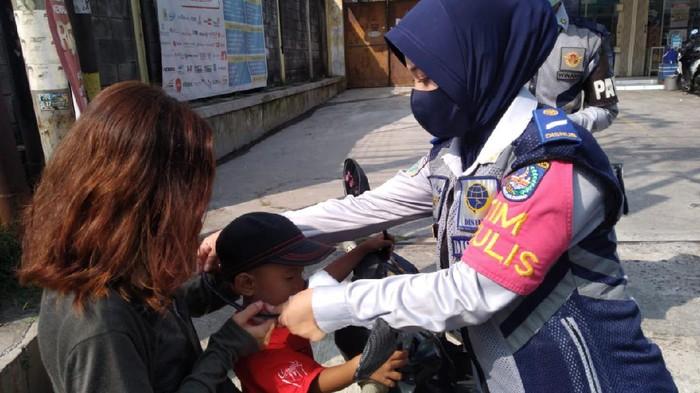Pemkot Depok Berlakukan Sanksi Denda Rp 50 Ribu bagi Warga Tak Pakai Masker