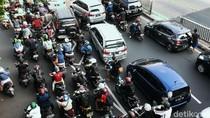 Ada 88 Juta Pergerakan Orang di Jabodetabek Dalam Sehari
