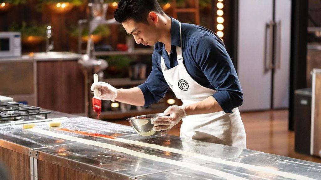 Reynold Top 3 MasterChef Australia, Chef Arnold Ungkap Perjuangan Jadi Imigran