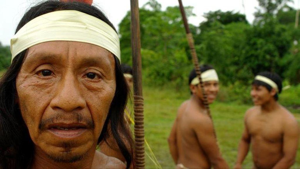 Orang-orang yang Berbahaya di Hutan Amazon