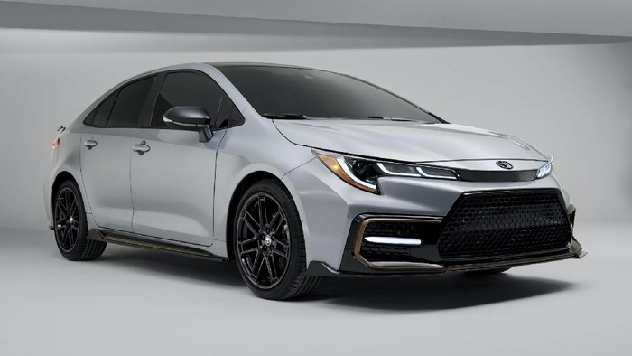Toyota Corolla Apex
