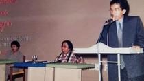 Sri Mulyani Buka-bukaan soal Foto Seminar Krisis 98 Bareng Jokowi