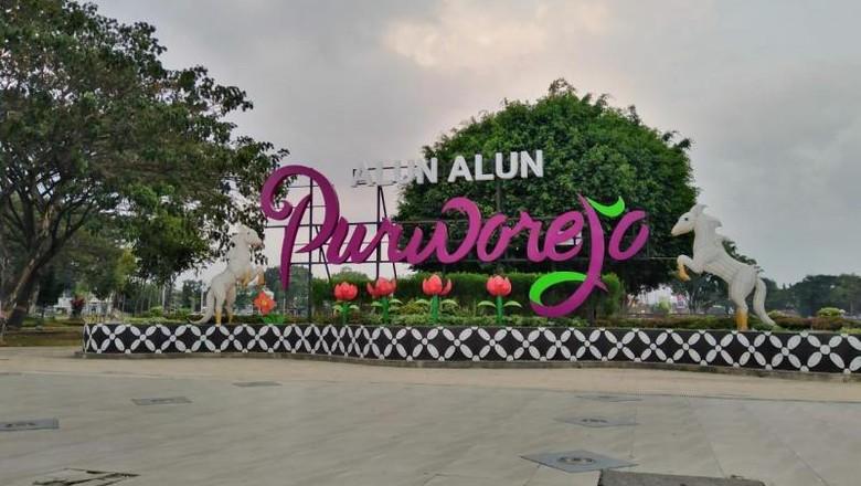 Alun-Alun Purworejo