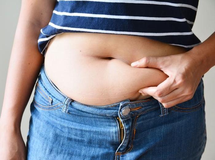 Buah segar untuk menggempur lemak perut