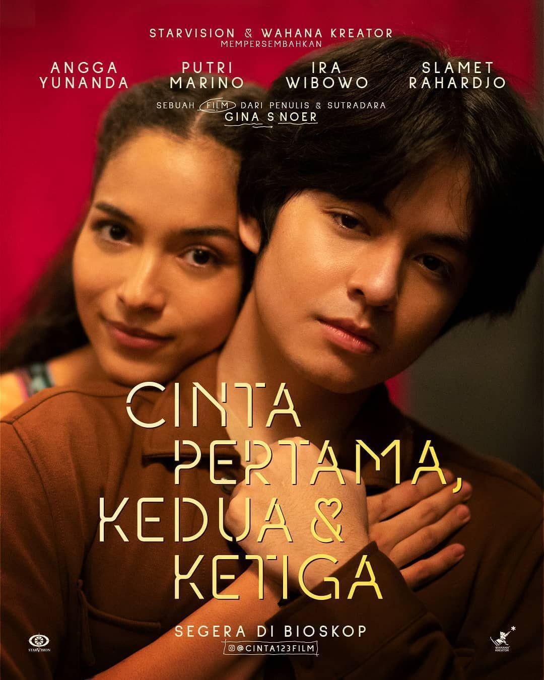Film Cinta Pertama, Kedua dan Ketiga