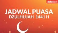Lengkap! Bacaan Niat Puasa Dzulhijjah, Puasa Tarwiyah dan Puasa Arafah
