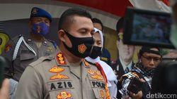 441 Personel Polres Depok Cek Penerapan Protokol Kesehatan di 38 Titik