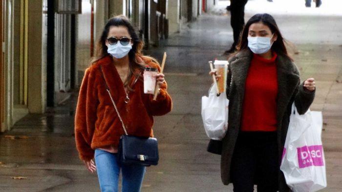 Kasus Corona di Melbourne Masih Tinggi, Masker Wajib Pakai dengan Denda Rp2 juta