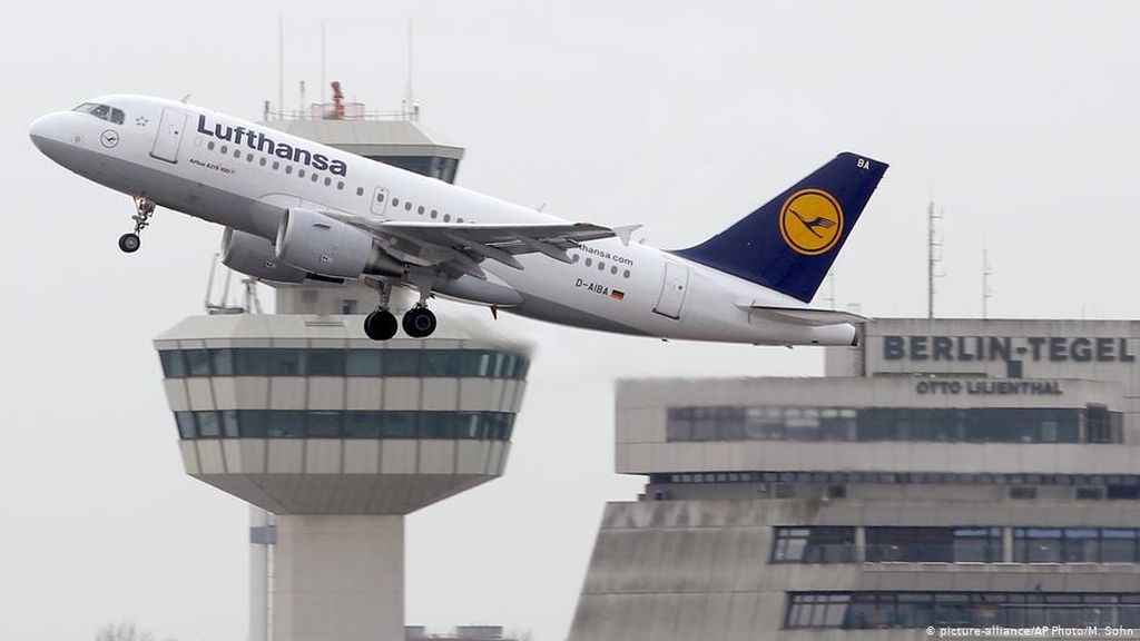 Siasati Corona, Lufthansa Uji Coba 3 Kursi buat 1 Penumpang