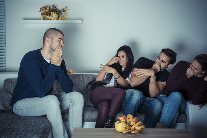 Makanan yang menyebabkan kamu sering kentut
