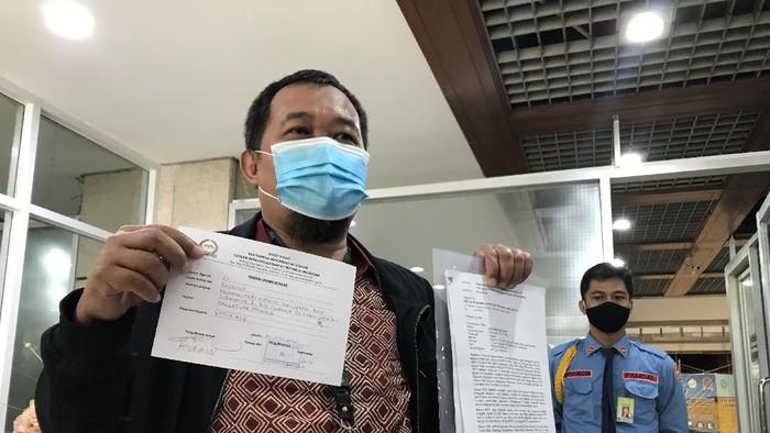 MAKI laporkan Azis Syamsuddin ke MKD DPR