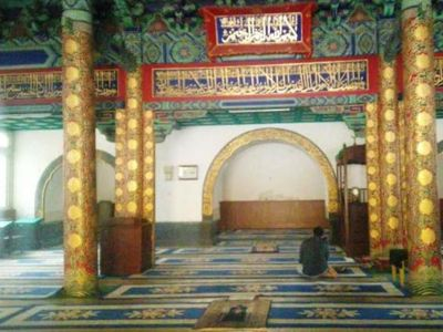 Potret Masjid Dongsi, Jejak Sejarah Islam di Beijing