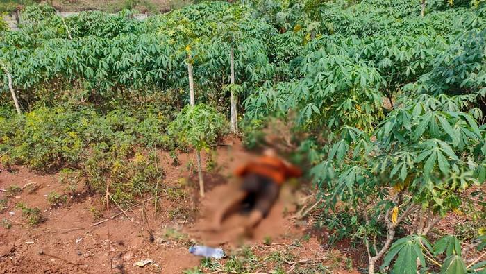 Mayat wanita di pinggir Tol Cinere, Depok