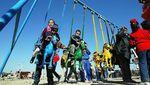 Melihat Lagi Kegembiraan Anak-anak Irak Bermain Sebelum Pandemi