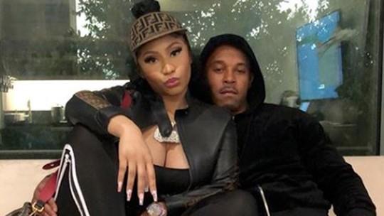 Nicki Minaj Hamil, Ini Kemesraannya bersama Sang Suami