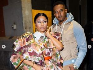 Nicki Minaj Pertama Kali Unggah Foto Sang Anak, Outfit Mewahnya Bikin Salfok