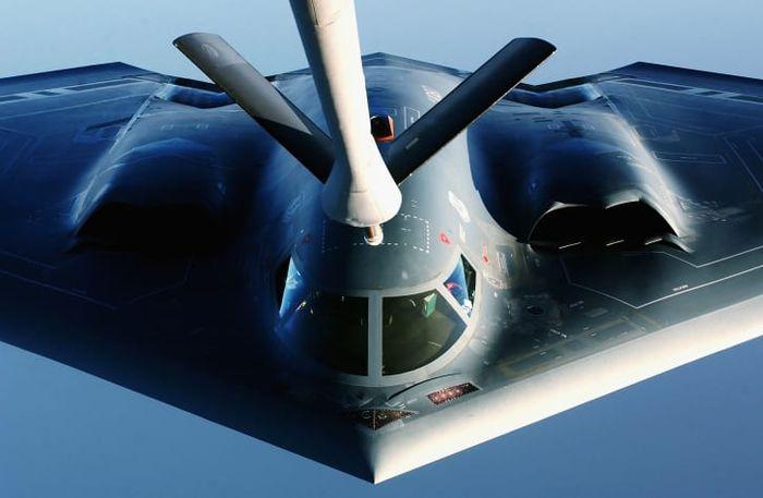Northrop Grumman B-2 Spirit, pesawat siluman