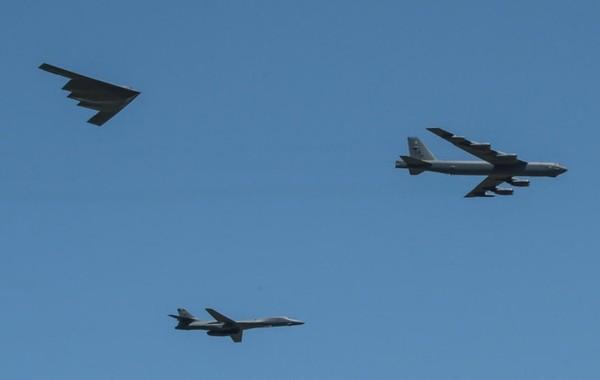 Northrop Grumman B-2 Spirit adalah produk dari Perang Dingin. Awalnya pesawat ini dirancang untuk menembus pertahanan Uni Soviet sembari membawa senjata konvensional juga nuklir.
