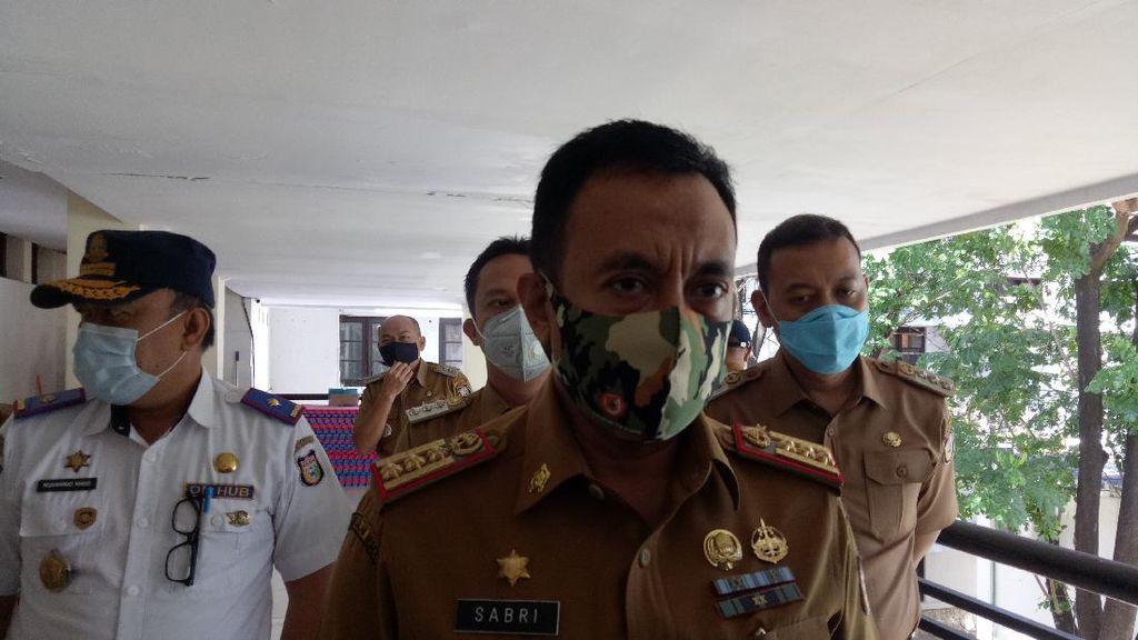 Warga Tak Bermasker di Makassar Sulsel Akan Didenda Rp 1 Juta