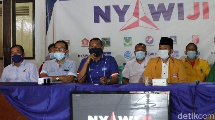 Ketua DPRD Pacitan Indrata Nur Bayu Aji ingin maju dalam Pilkada Pacitan. Pria yang juga kerabat Susilo Bambang Yudhoyono (SBY) itu yakin bakal memboyong rekomendasi dari Partai Demokrat.
